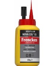 Frencken Houtlijm Novacol D3 flacon 250gr