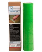 Glasfolie groen 50cm p/rol