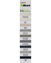 illbruck FA870 Kleurenkaart