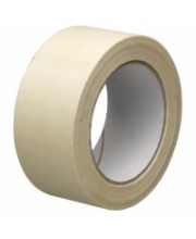 Masking tape 50mm rol 50mtr