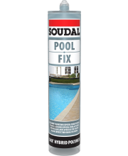 Soudal Poolfix Crystal 290ml