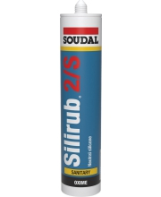 Soudal Silirub 2S 300ml