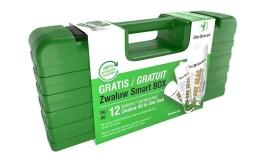 Zwaluw Smartbox 12x Hybriseal 2ps incl. koffer!