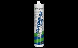 Zwaluw Silicone BB + sanitary 310ml p/st