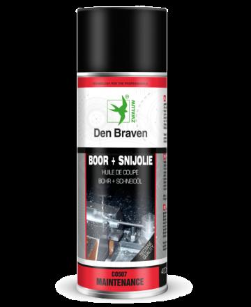 Zwaluw Boor- & Snij-olie 400ml