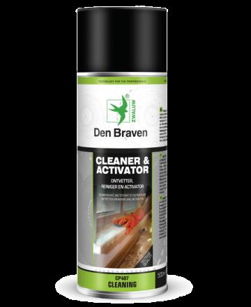 Zwaluw Cleaner & Activator 500ml