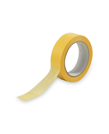 Washi tape Gold 38mm rol 50mtr