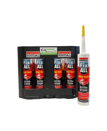 Soudal Fix All High Tack 12x 290ml + Kit kratje