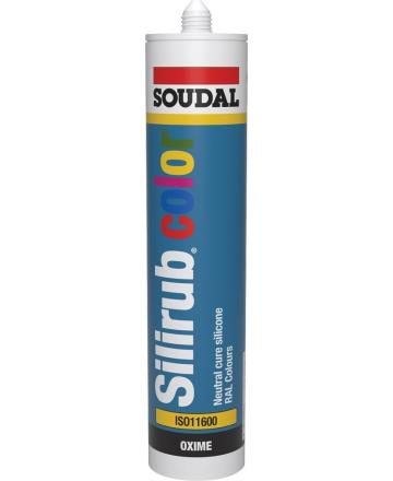 Soudal Silirub Color 300ml