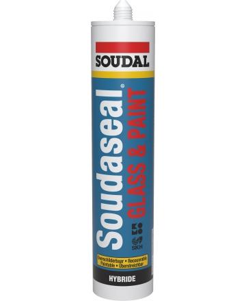 Soudal Soudaseal Glass & Paint 290ml