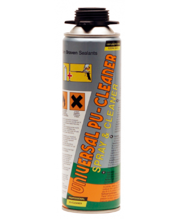 Zwaluw Pistoolreiniger PU-Cleaner 500 ml