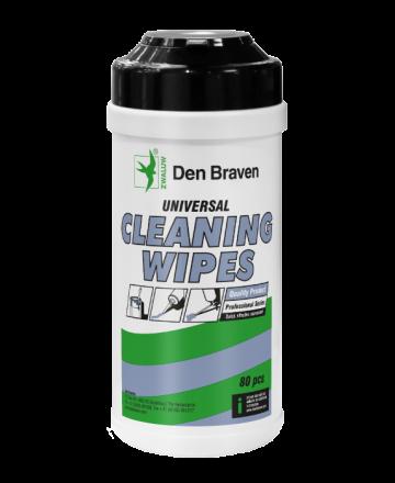 Den Braven Cleaning Wipes pot 80st