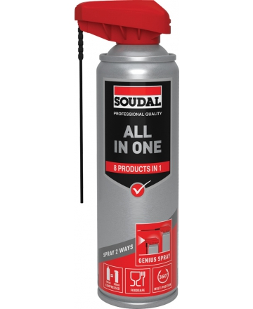 Soudal All In One Genius Spray 300ml