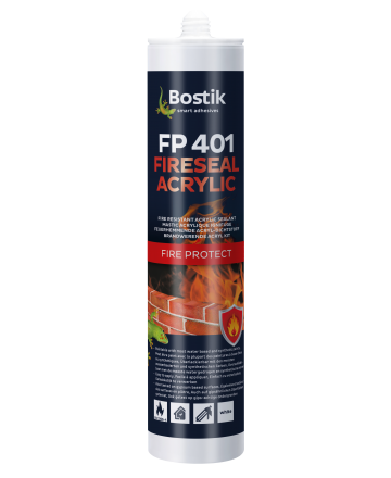 Bostik FP 401 Fireseal Acrylic