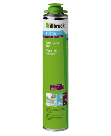 illbruck  PU700 Steen- en Houtlijm 880ml