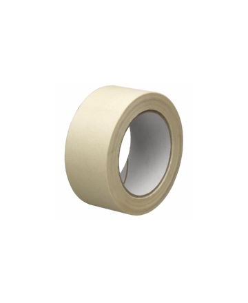Masking tape 19mm rol 50mtr