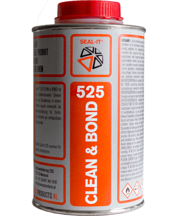 Seal-it 525 Clean & Bond 500ml