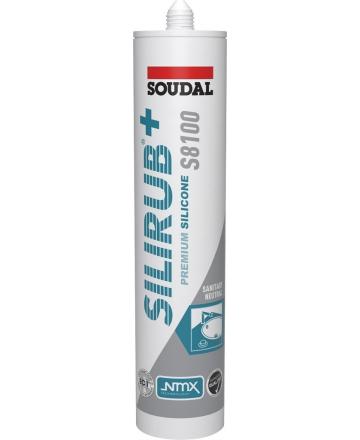 Soudal Silirub+ S8100 300ml