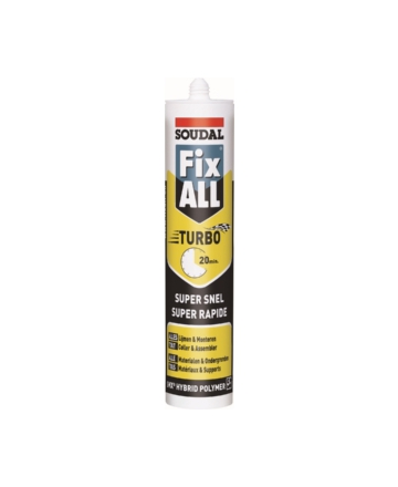 Soudal Fix All TURBO KOMO 290ml