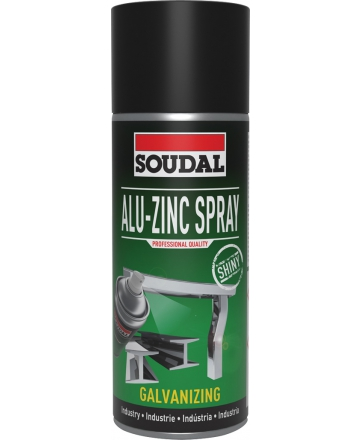 Soudal Alu-Zinc Spray 400ml