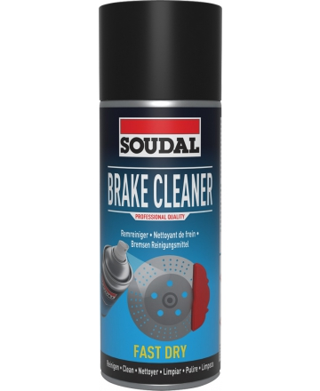 Soudal Brake Cleaner 400ml