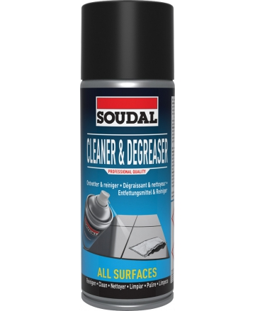 Soudal Cleaner & Degreaser 400ml