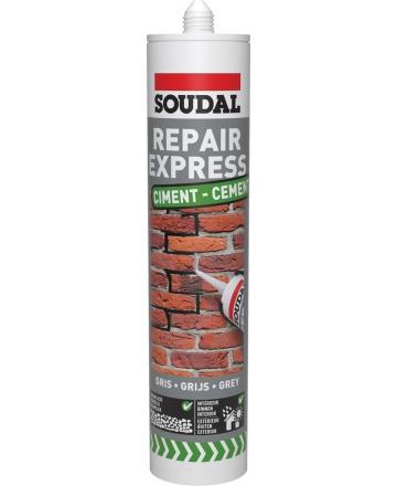 Soudal Repair express cementgrijs 300ml