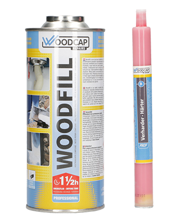 Woodfill set 2 component (AB) 1,2kg