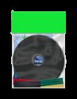 Glaszet setje 4x9mm grijs / zwart (26)