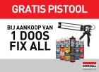 Soudal Fix All Aktie kitspuit p/st