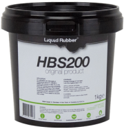 Liquid Rubber HBS200 1kg pot