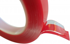 Dubbelzijdig Tape Transparant (HPA) rol 5m
