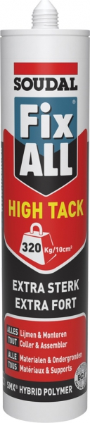 Soudal Fix All High Tack KOMO 290ml