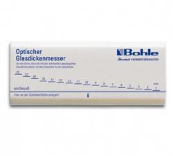 Bohle optische glasdiktemeter