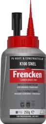 Frencken PU K100 Snel D4  flacon 250 gr p/st