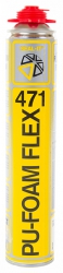 Seal-It 471 PU foam Flex 750ml p/st