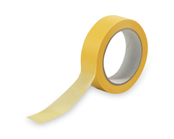 Washi tape Gold 50mm p/rol 50mtr