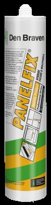Zwaluw Panelfix 290ml p/st zwart