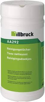 illbruck Handreigingsdoekjes AA292 pot 100st