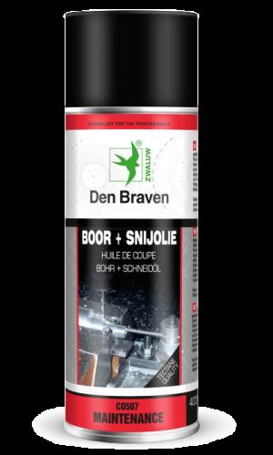 Zwaluw Boor- & Snij-olie 400ml p/st