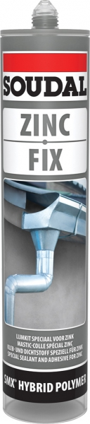 Soudal Zinc Fix 290ml
