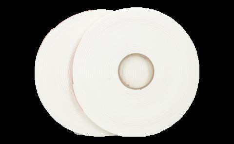 Kerafix 2000 15x5mm pakje 10mtr wit