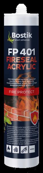 Bostik FP 401 Fireseal Acrylic 290ml