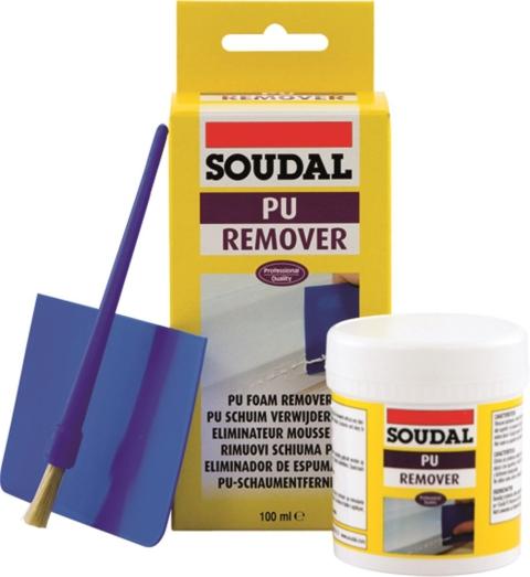 Soudal PU Remover 100ml