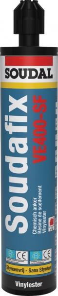 Soudal SoudaFix VE400-SF Chemisch Anker 280ml