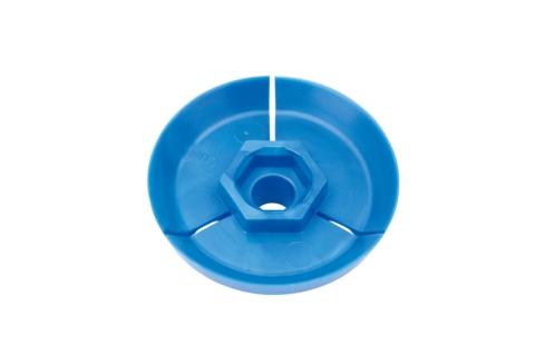 Zuiger blauw voor Cox kitspuit