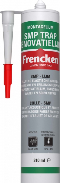 Frencken SMP Traprenovatielijm 310ml
