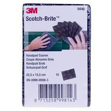 3M Scotch Brite Grof p/st