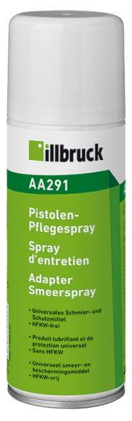 illbruck AA291 Adapter Smeerspray