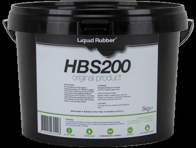 Liquid Rubber HBS200 5kg emmer